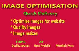 Image optimisation service