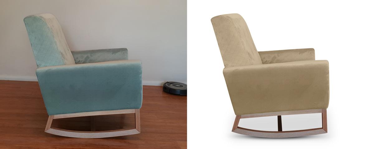 Furniture Colorzation