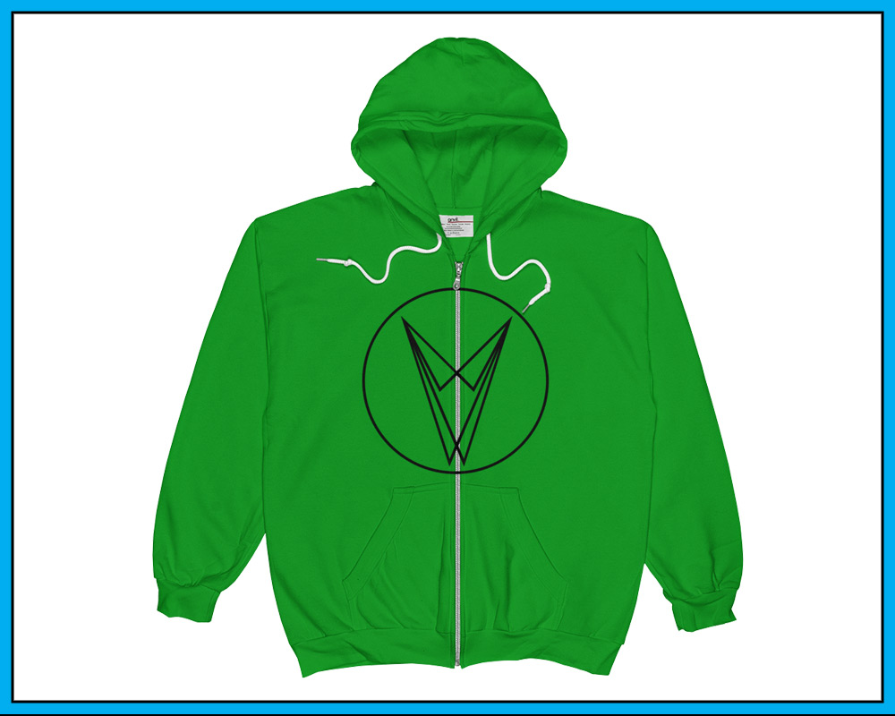 Hoodie color corretion