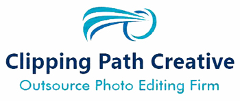 Clipping Path creative Logo