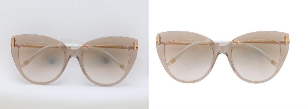 sunglass Clipping Path Service provider