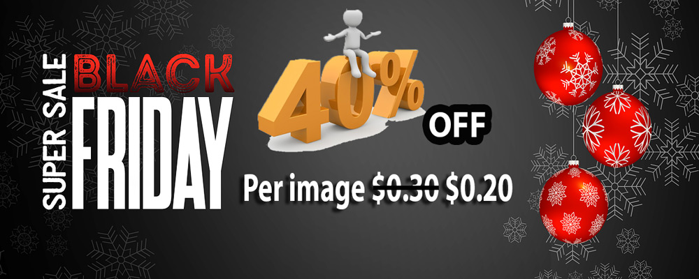 Black friday discount offer for Clipping path Service