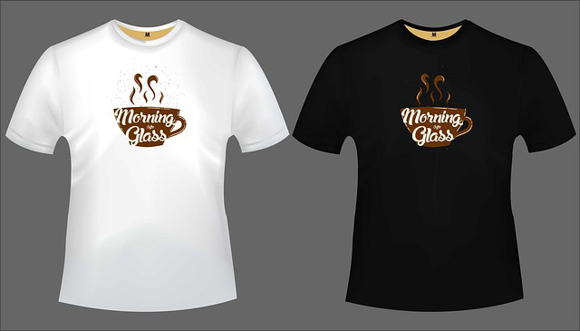 add logo on tshirt