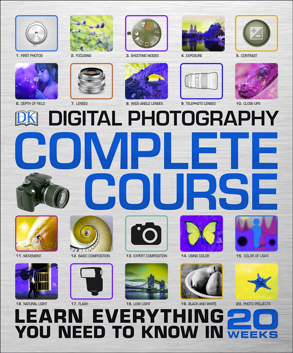 Photography Course in amazon
