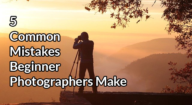 Beginner Photographers