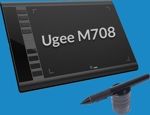 Ugee M708