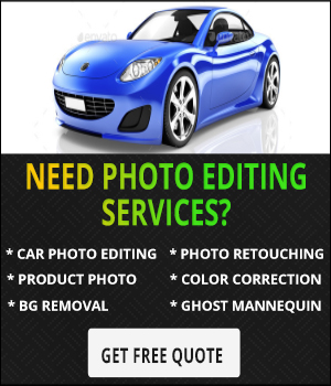 Need Photo Editing Service?